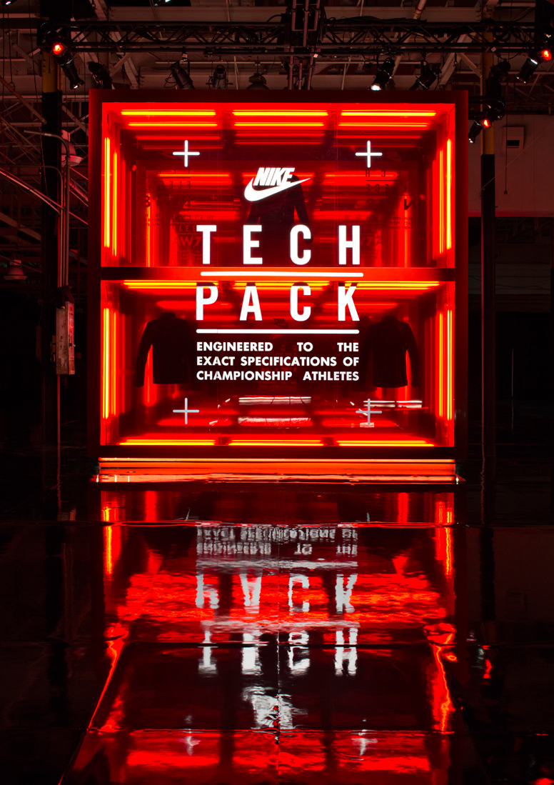 WeShouldDoItAll — Nike Tech Pack