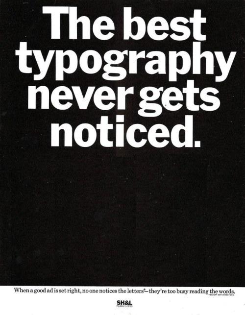 WeShouldDoItAll — Typography