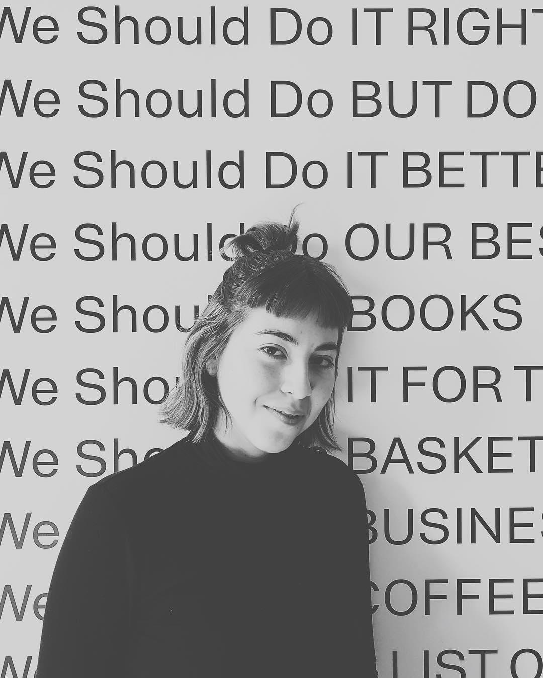 WeShouldDoItAll — Natalia Flores
