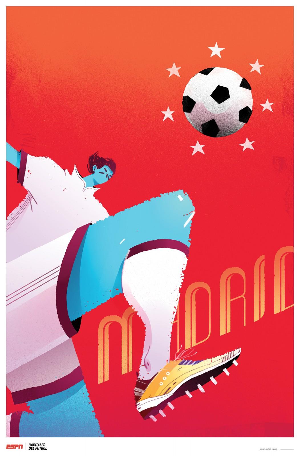 WeShouldDoItAll — ESPN Capitales del Fútbol