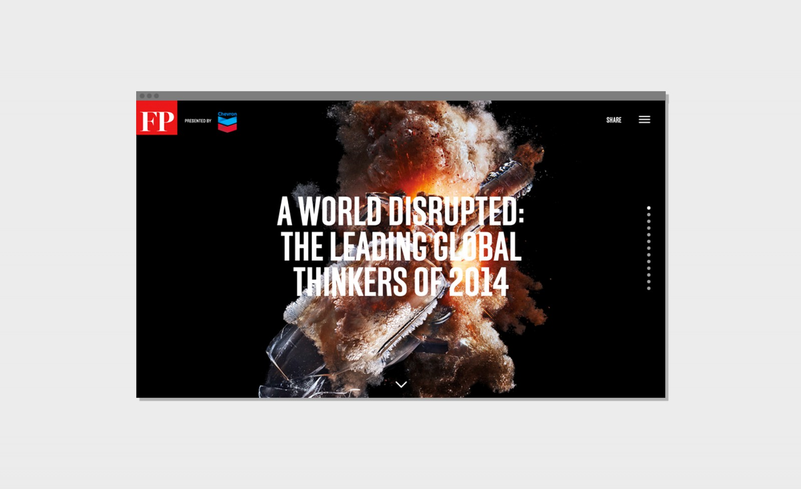 WeShouldDoItAll — Foreign Policy Global Thinkers Microsite