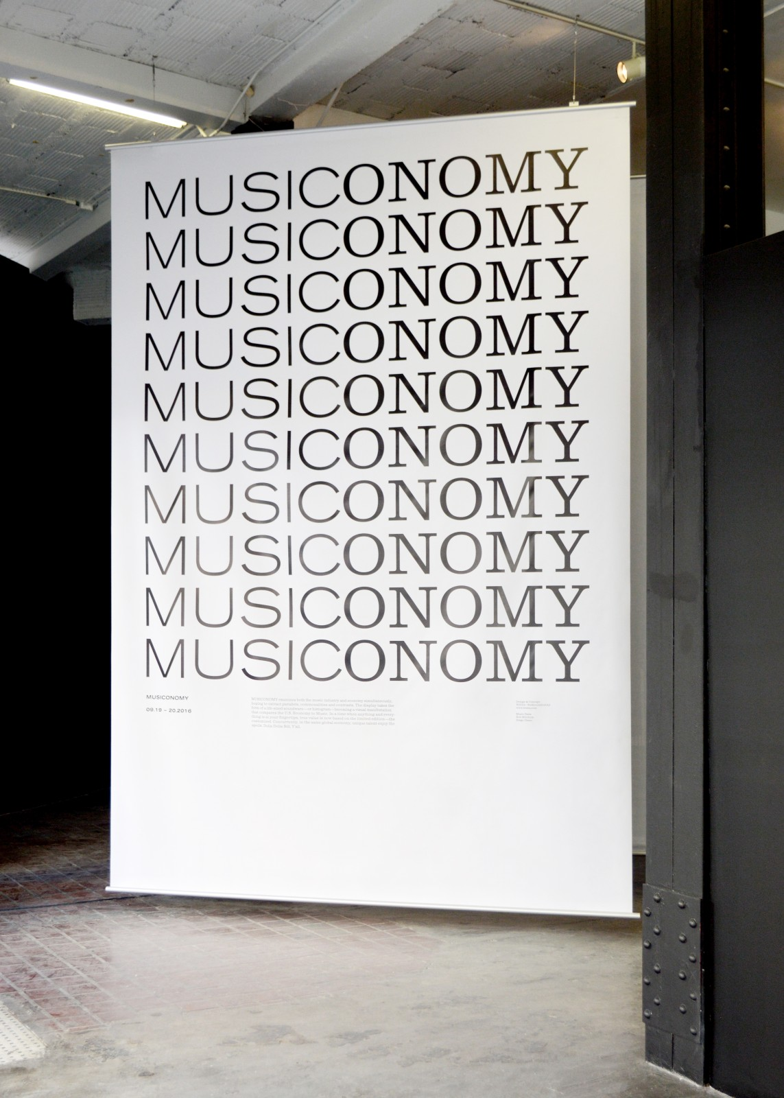 WeShouldDoItAll — Spotify Musiconomy