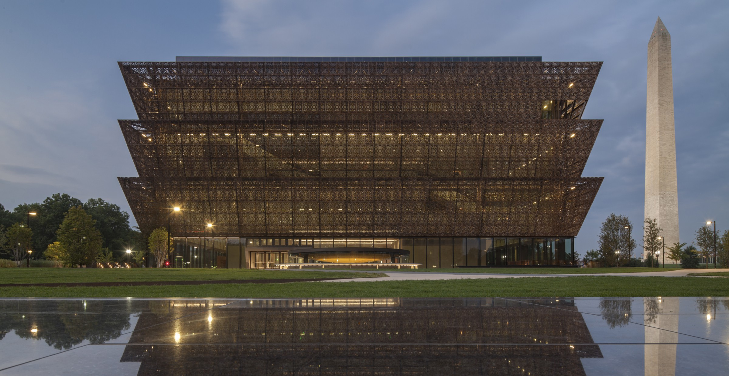 National museum of african american history culture for Museum of work and culture