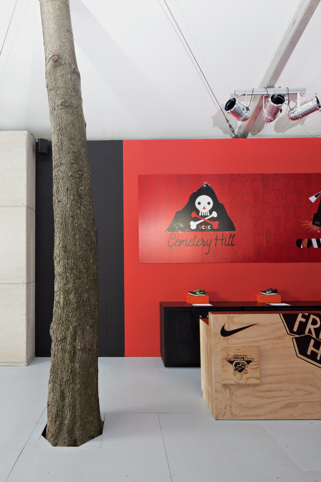 WeShouldDoItAll — Nike VCXC