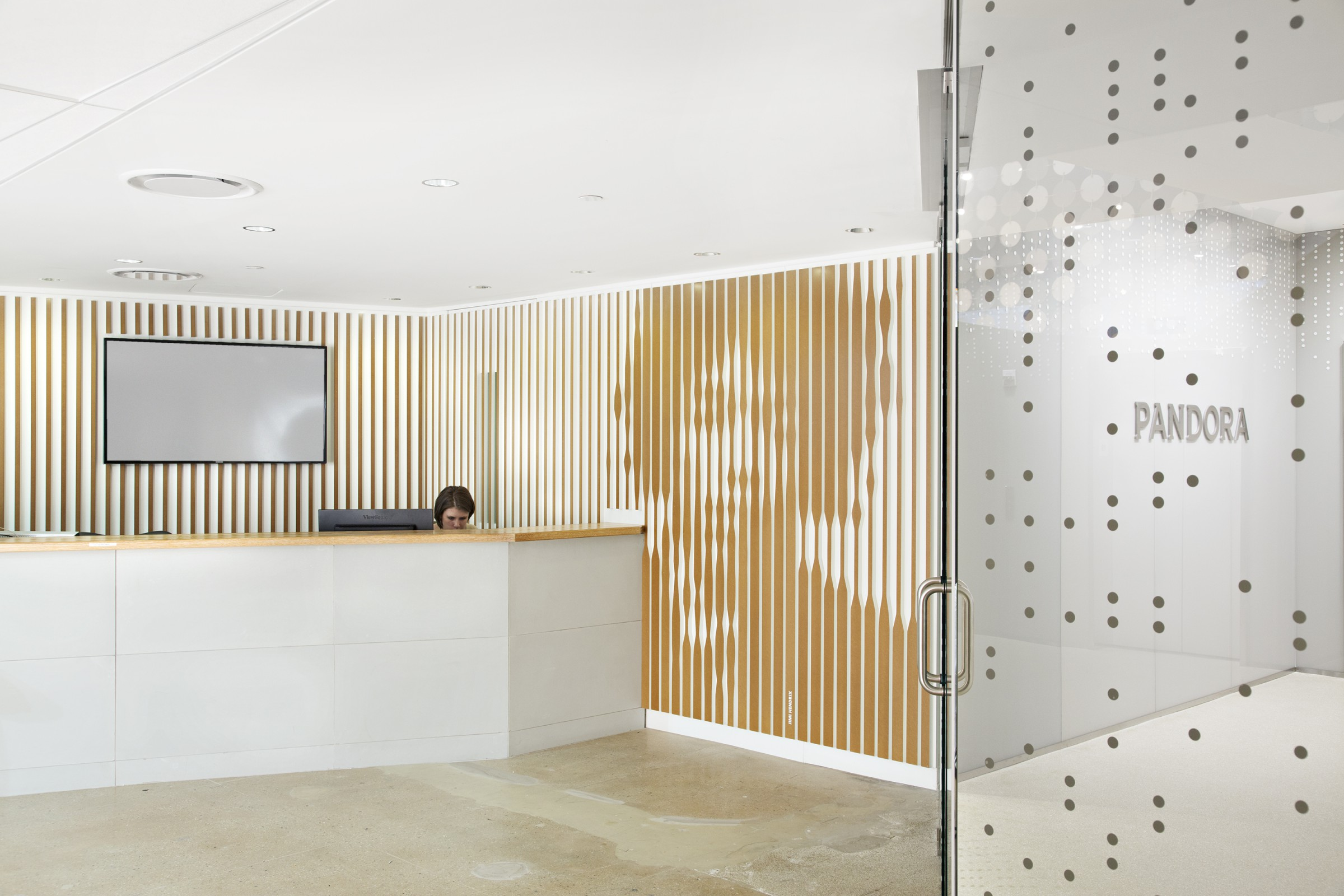 WeShouldDoItAll — Pandora Media Offices