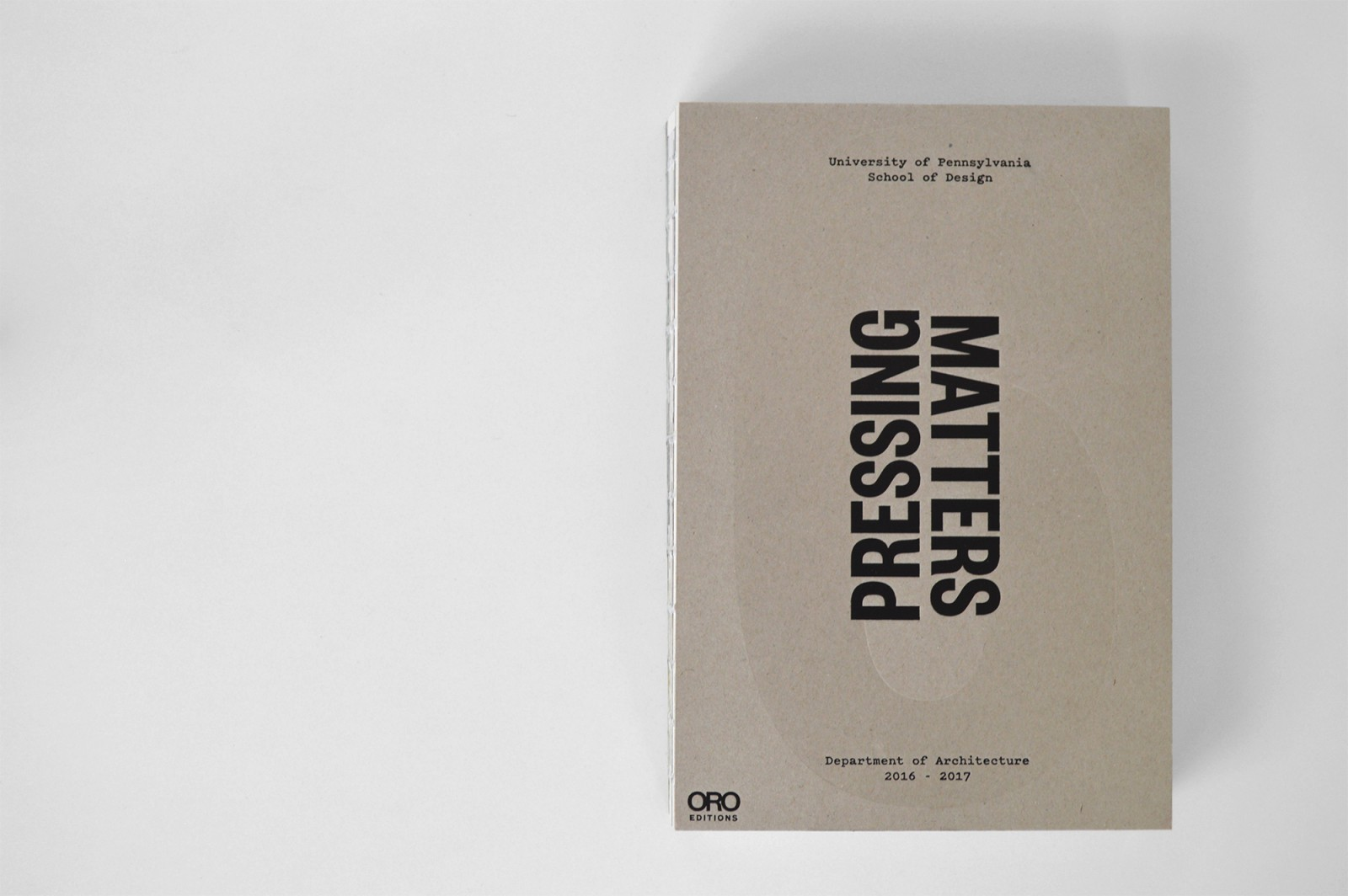 WeShouldDoItAll — PennDesign Pressing Matters